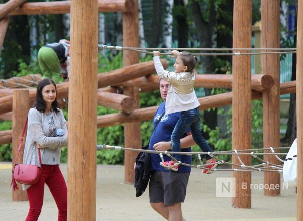 Обновленный парк «Швейцария» в Нижнем Новгороде открылся для посещения - фото 9