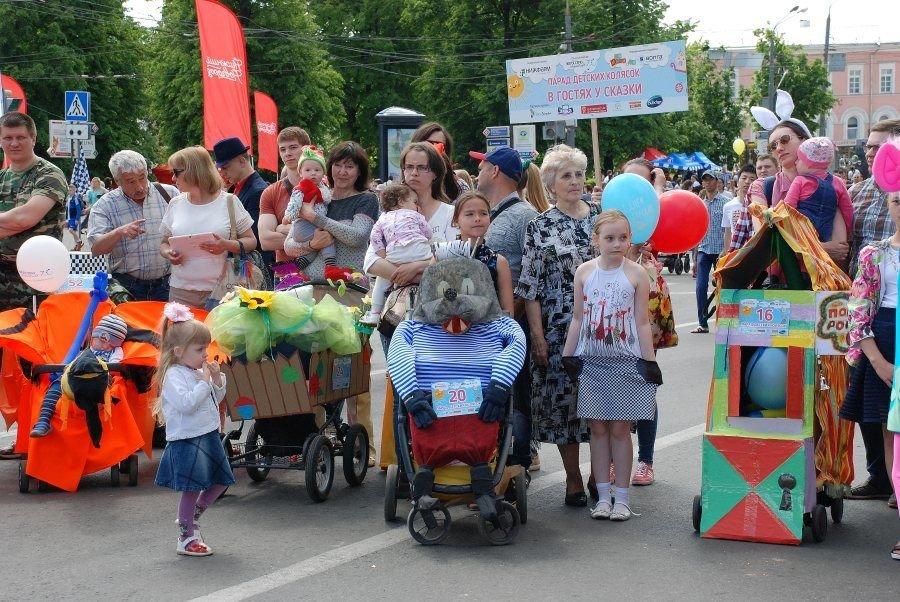 Детский транспорт пройдет парадом по Автозаводскому району - фото 1
