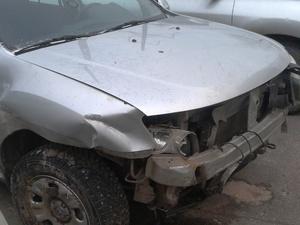 Массовая авария с четырьмя автомобилями произошла в Автозаводском районе