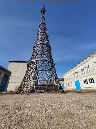 Уменьшенная копия Шуховской башни появилась в Арзамасе - фото 4