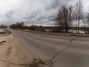 Участок Чернореченской объездной в Дзержинске планируется поднять на полтора метра
