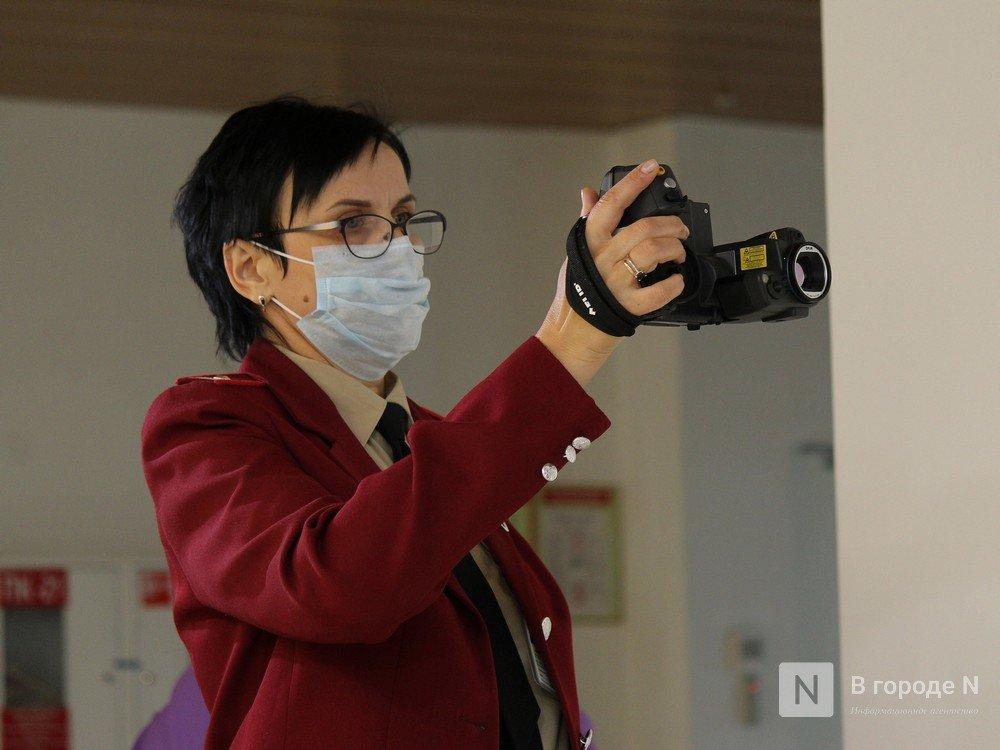 Коронавирус не пройдет: в нижегородском аэропорту усилили меры безопасности - фото 1