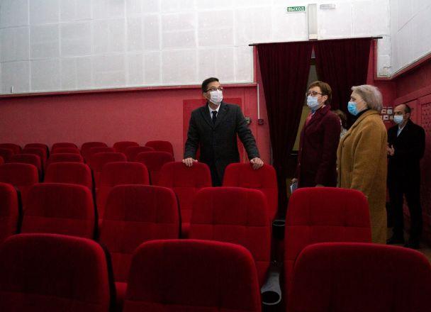 Сормовский кинотеатр «Буревестник» открылся после ремонта - фото 2