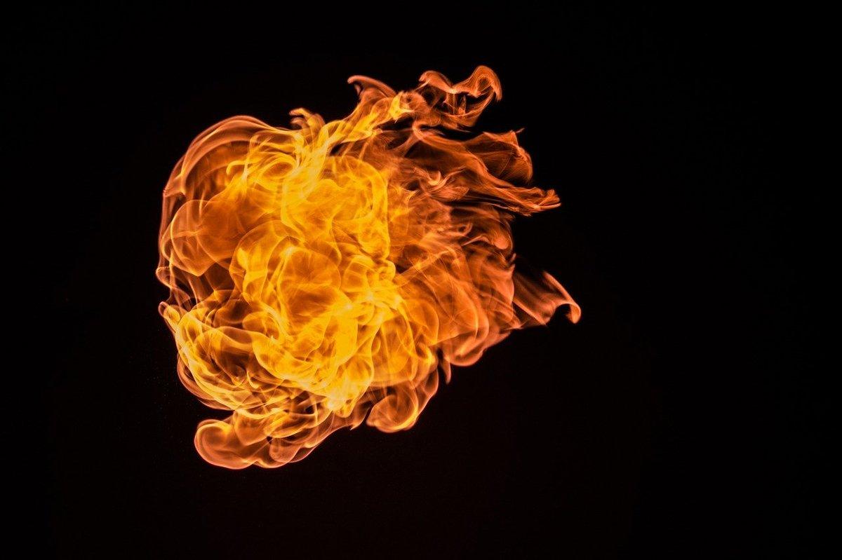 Пенсионер погиб на пожаре в Воскресенском районе - фото 1