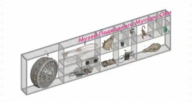 Барбекю на воде и музей подводного мусора: как изменится набережная Оки - фото 7