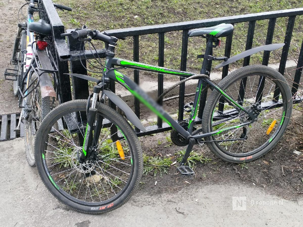 Районы Нижнего Новгорода, где чаще всего воруют велосипеды, назвали в полиции - фото 1