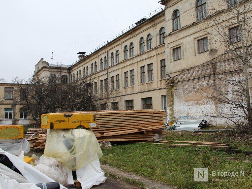 Текущую крышу в нижегородской гимназии № 67 отремонтируют через две недели - фото 4