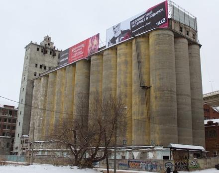 Элеватор бывшего мукомольного завода в Нижнем Новгороде снесут для строительства многоэтажки