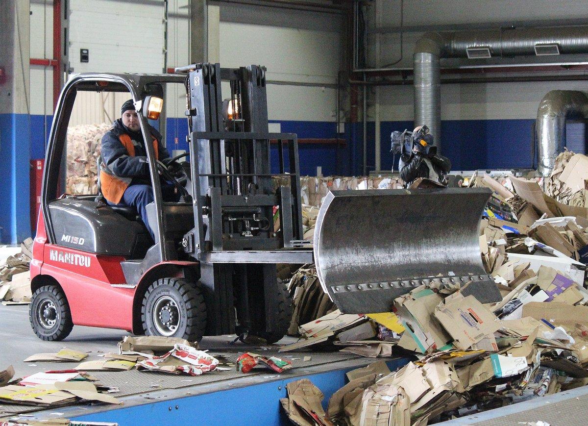 Нижегородский мусор для Финляндии: куда отправляется вторсырье из экопунктов - фото 1