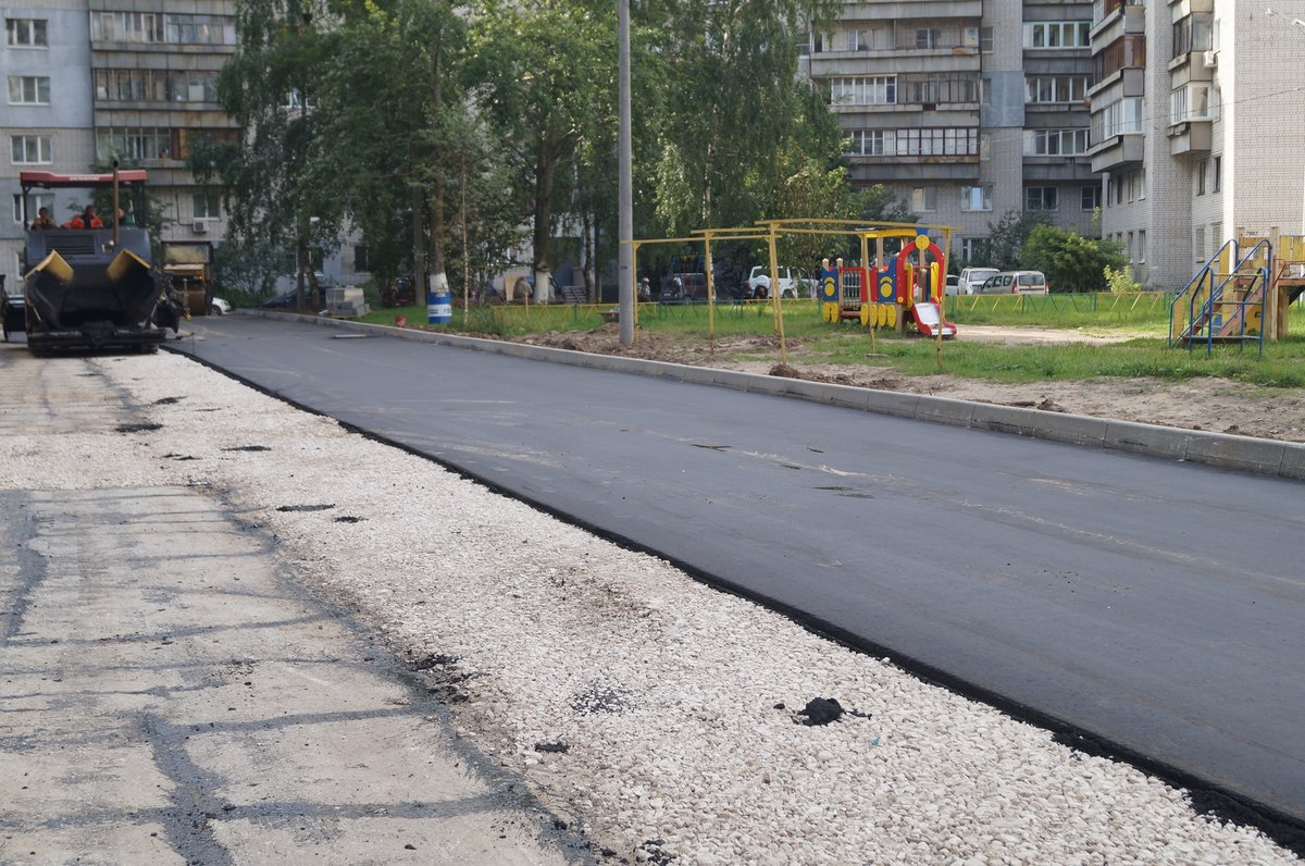 Ремонт 3000 кв.м тротуаров проведут на улице Тропинина в Нижнем Новгороде - фото 1