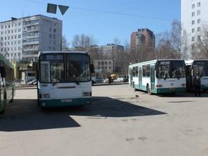 Движение автобусов временно изменится в Автозаводском районе