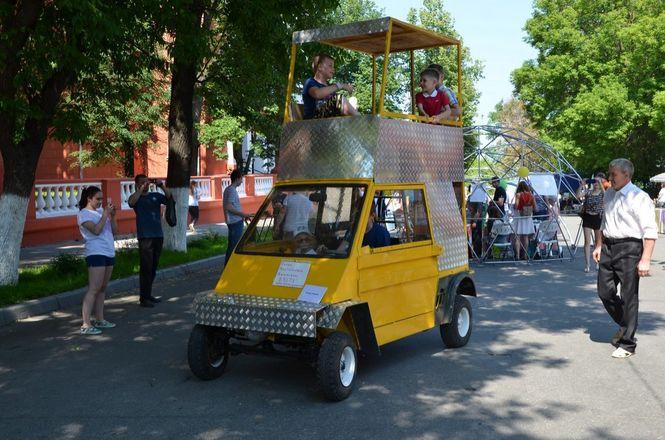 По стопам Кулибина: фестиваль изобретателей Rukami впервые прошел в Нижнем Новгороде - фото 37