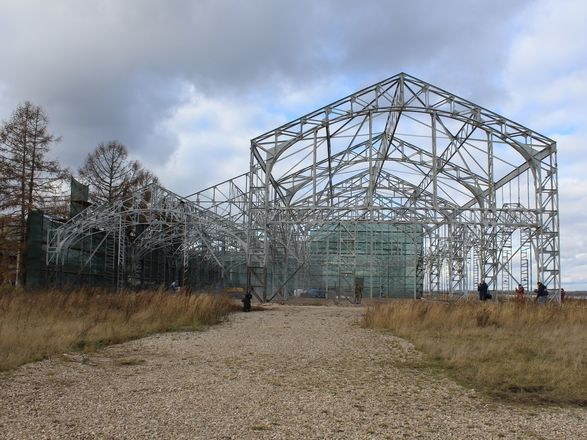 Под выставочное пространство и концертный зал планируется переоборудовать пакгаузы на Стрелке - фото 10