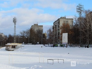 Два варианта реконструкции стадиона «Водник» предложат нижегородцам
