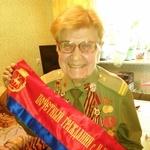 «Я желаю каждому любить жизнь, какой бы она ни была», – ветеран ВОВ Людмила Кузмичева