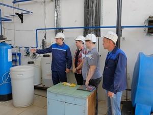 Студенты НГТУ и ННГАСУ ознакомились с устройством котельных АО «Теплоэнерго» в ходе производственной практики