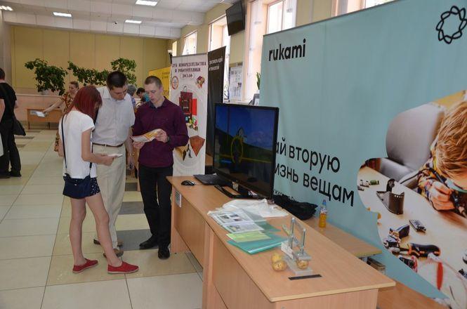 По стопам Кулибина: фестиваль изобретателей Rukami впервые прошел в Нижнем Новгороде - фото 6