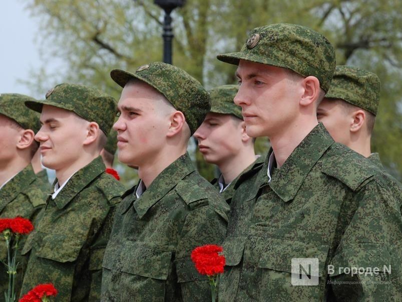 Более 1 100 нижегородцев отправлено в войска в осеннюю призывную  кампанию - фото 1