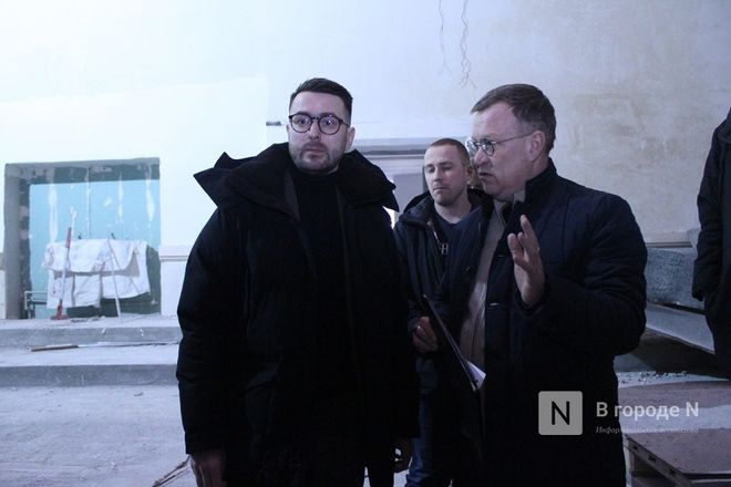 Как идет обновление центра культуры «Рекорд» в Нижнем Новгороде - фото 26