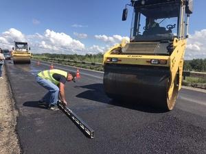 Почти пять километров трассы Линда-Городец-Заволжье отремонтируют в Нижегородской области