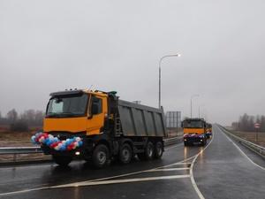 Движение по дороге Неклюдово - Золотово открылось 23 октября