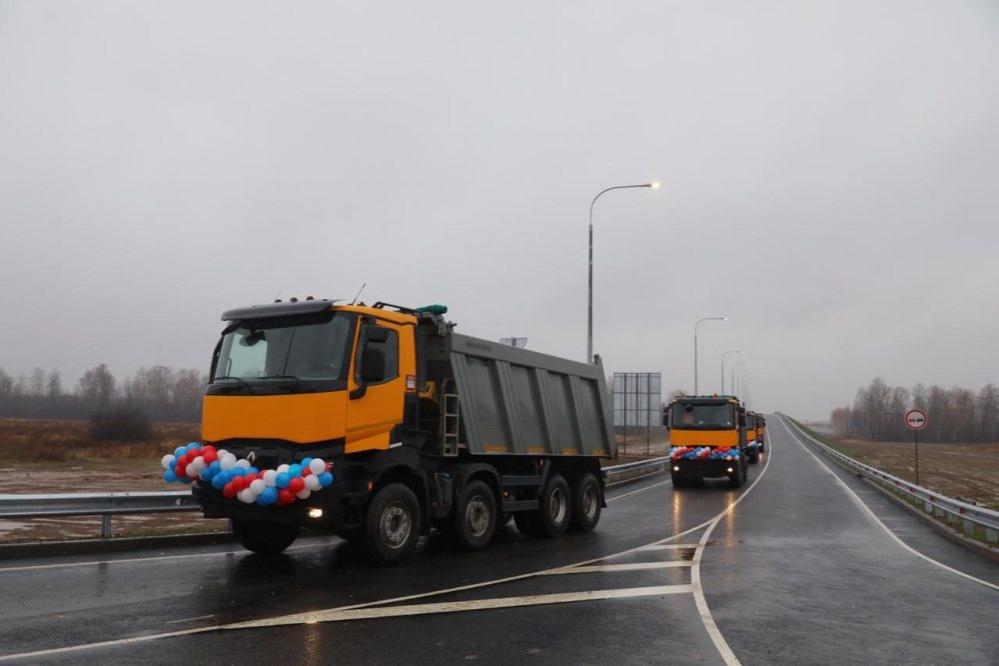 Движение по дороге Неклюдово - Золотово открылось 23 октября - фото 1