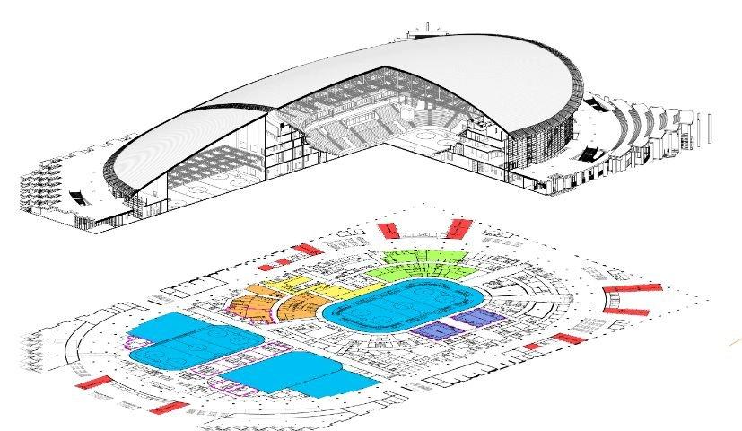 Каким будет ледовый дворец на Стрелке - фото 2