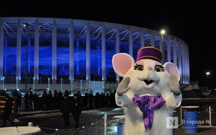Ирина Слуцкая с ледовым шоу открыла площадку «Спорт Порт» в Нижнем: показываем, как это было - фото 22