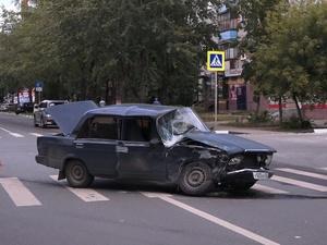 Два подростка пострадали в ДТП на улице 30 лет ВЛКСМ в Ардатове