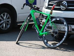 На Бору разыскивают сбившего велосипедистку водителя