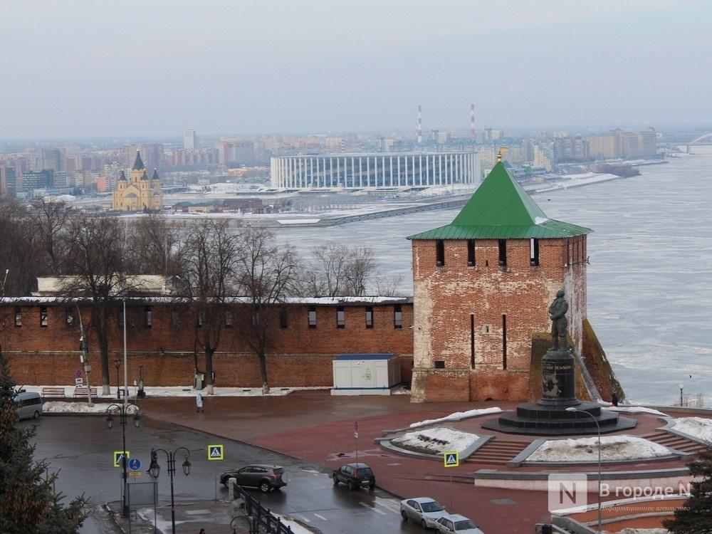 Почти четверть нижегородцев считают главным событием 2020 года благоустройство города - фото 1