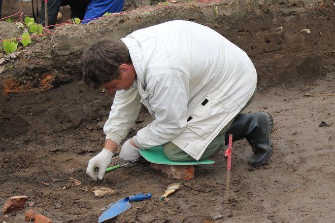 Новые находки на старом кладбище: что обнаружили археологи в Нижегородском кремле - фото 10