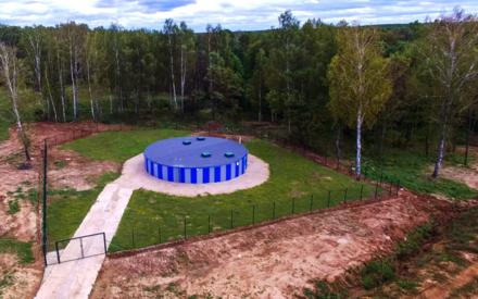 Канализационную станцию и коллектор планируют построить для промышленного парка «Дзержинск-Восточный»