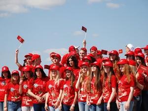 В Нижнем Новгороде празднуют День молодежи