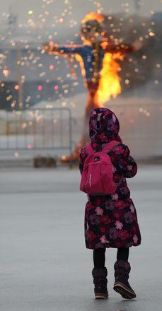 Нижегородцы отметили спортивную Масленицу в «Зимней сказке» - фото 28