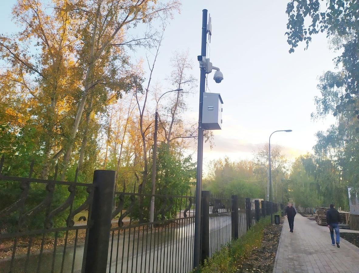 «Улыбнитесь, вас снимают!»: сколько уличных камер наблюдают за жителями Нижнего Новгорода - фото 3