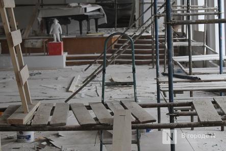 Реставрация Нижегородского государственного художественного музея выполнена на 90%