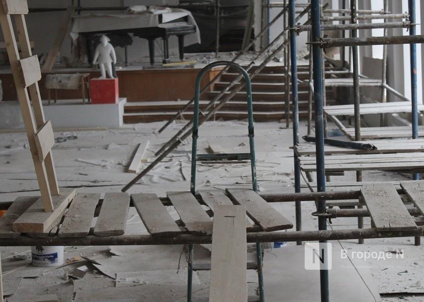 Реставрация Нижегородского государственного художественного музея выполнена на 90% - фото 1