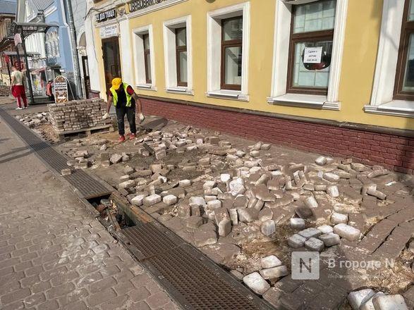Салют над стройкой: каковы шансы подрядчиков благоустроить Нижний Новгород до юбилея - фото 9