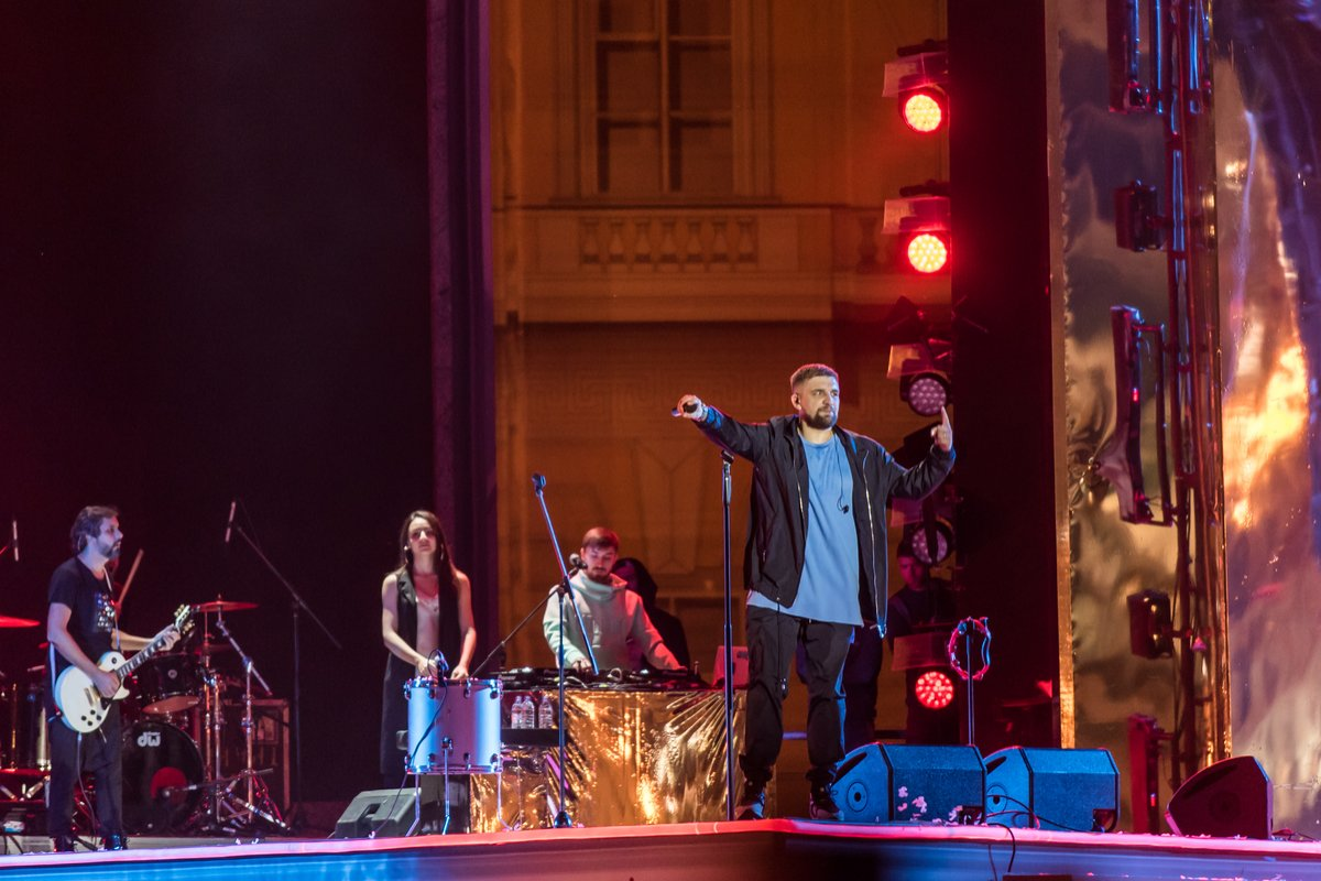 Районная администрация прокомментировала закрытый концерт Басты в Городце - фото 1
