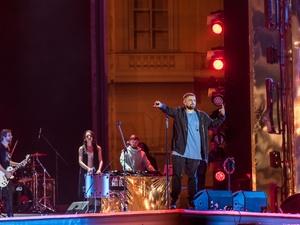 Районная администрация прокомментировала закрытый концерт Басты в Городце