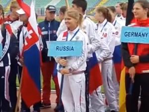 Нижегородская легкоатлетка завоевала два золота первенства Европы среди спортсменов с нарушениями слуха