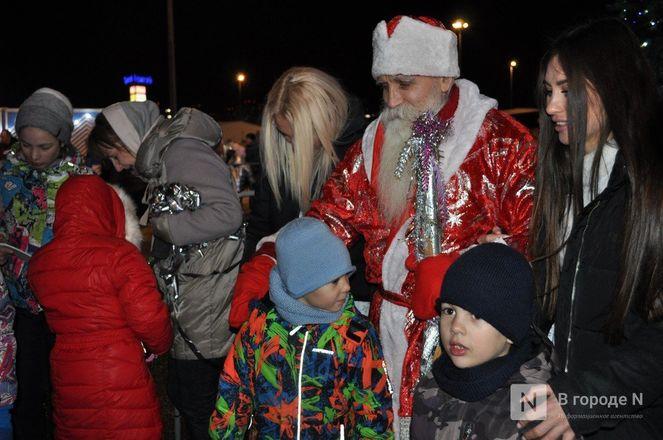 Ирина Слуцкая с ледовым шоу открыла площадку «Спорт Порт» в Нижнем: показываем, как это было - фото 42