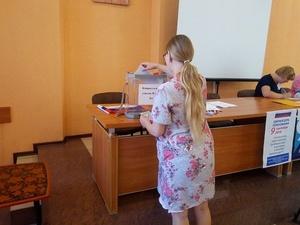 Выездное голосование организовано в нижегородских роддомах