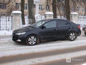 Иномарку арестовали за коммунальные долги жительницы Дзержинска