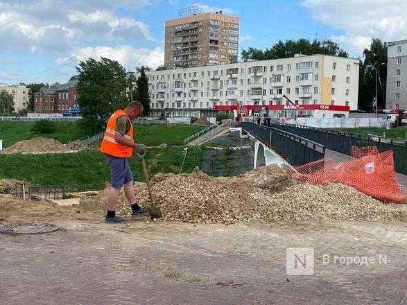 Салют над стройкой: каковы шансы подрядчиков благоустроить Нижний Новгород до юбилея - фото 26