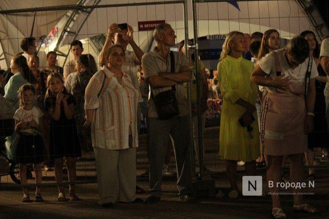 Хор из 800 голосов спел на Чкаловской лестнице - фото 5