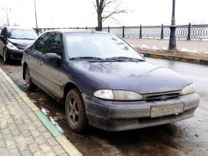 Российских водителей будут лишать прав за грязные автомобильные номера