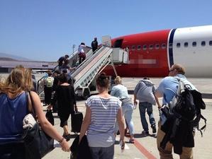 Беременная нижегородка, не поместившаяся в самолет, получит компенсацию