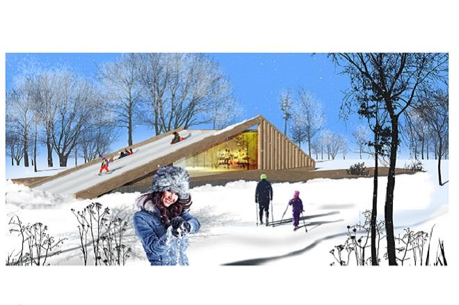 Нижегородцы выбрали лучший проект павильона для городских парков